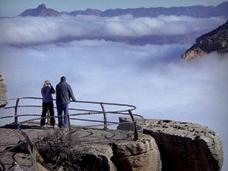 2-Day Grand Canyon South Rim Overnight Bus Tour from Las Vegas