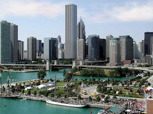 Chicago Sightseeing Tours,Day Tours To Chicago