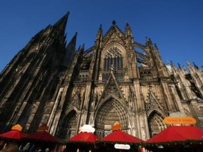 2-7 Day Paris, Reims, Luxembourg, Frankfurt, Brussels Western Europe Flexible Tour from Paris in English
