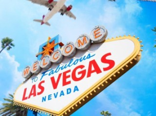 4-Day Las Vegas, Grand Canyon West Rim Tour from Los Angeles - 3 nights in Las Vegas