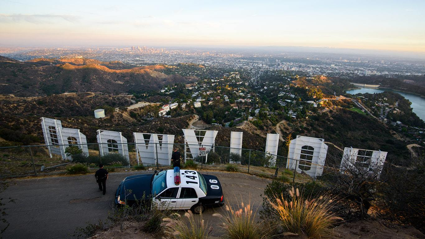 1 Day Los Angeles City Tour