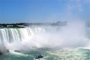 2 Day Toronto Niagara Falls Winter Tour From Montreal Stay In