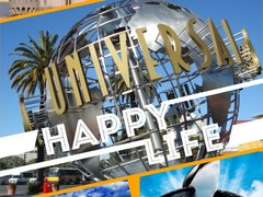 5-Day Los Angeles, Grand Canyon (South/West Rim), Las Vegas, Theme Parks Tour from Los Angeles