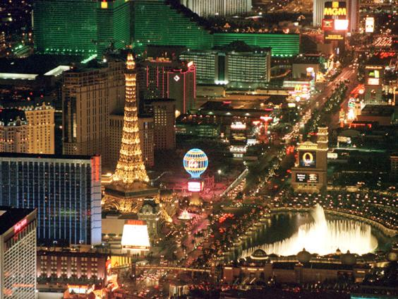6-Day Los Angeles, Grand Canyon (South/West Rim), Las Vegas Leisure Tour from Los Angeles