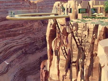 7-Day Las Vegas, Grand Canyon (Sout/West Rim), Los Angeles Tour from Las Vegas