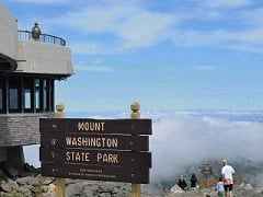 1-Day Mt Washington Foliage Tour - The Highest Peak in Northeast U.S. from Boston