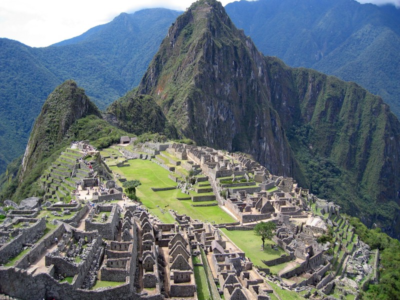 5-Day Machu Picchu Jungle Trek (Bike & Trek) from Cuzco