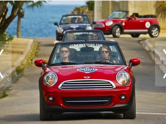 1-Day MINI Car Adventure Tour from Punta Cana