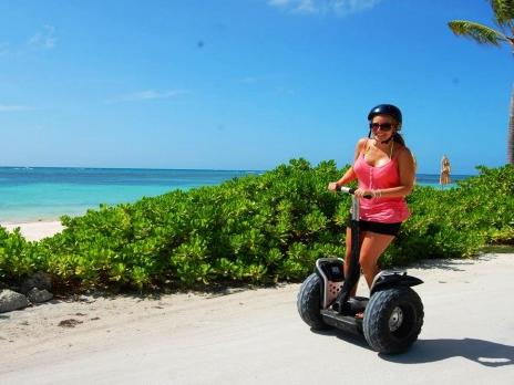 Segway Eco-Tour Adventure Tour from Punta Cana