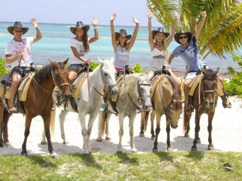 Fantastic Horseback Riding Tour from Punta Cana