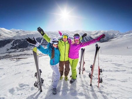 2-Day Mountain Creek Ski and Shopping Tour from New York/New Jersey