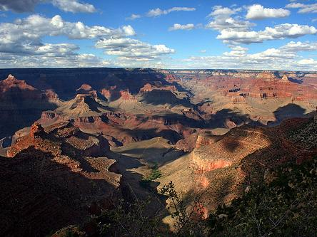 7-Day Grand Canyon South Rim, San Francisco Tour Package from Los Angeles with Airport Transfers