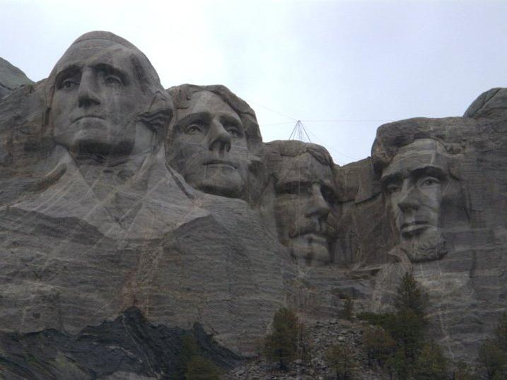 Mount Rushmore Bus Tours From Denver