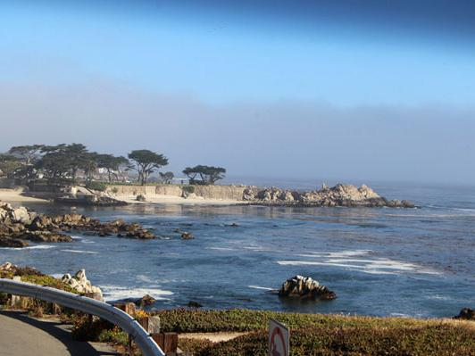 6-Day Tulare Outlet, Yosemite, Napa Valley, San Francisco, Monterey and Roaring Camp Tour from Los Angeles
