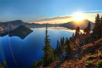 7-Day San Francisco, Oregon, Crater Lake, Yosemite Tour from San Francisco with Airport Transfers