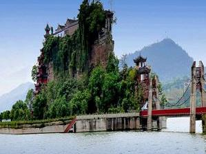 4-Day Yangtze River Cruise Gold 7 Downstream from Chongqing