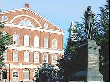 1-Day  Boston Freedom Trail  Tour from New York