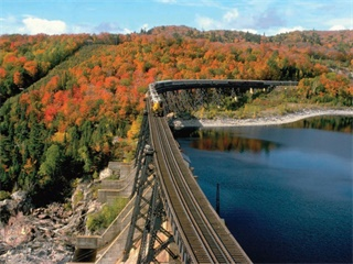 5-Day Canada Agawa Canyon, Niagara Falls, Fall Foliage Tour from Toronto