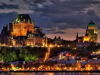 5-Day East Coast, Canada Deluxe Tour Package from New York