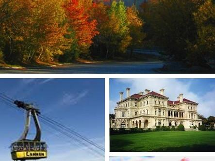 6-Day New England Fall Foliage tour White mountain route ( Boston Airport pick up/transfer)