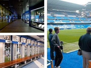 Real Madrid Stadium Tour Package