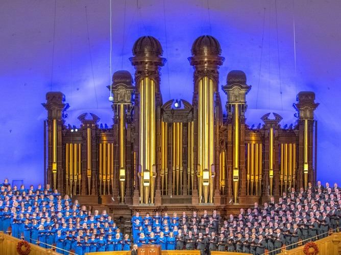 1-Day Mormon Tabernacle and Salt Lake City Sightseeing Tour