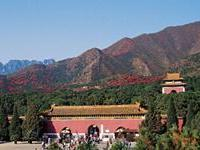 1-Day Underground Palace and Mutianyu Great Wall Tour