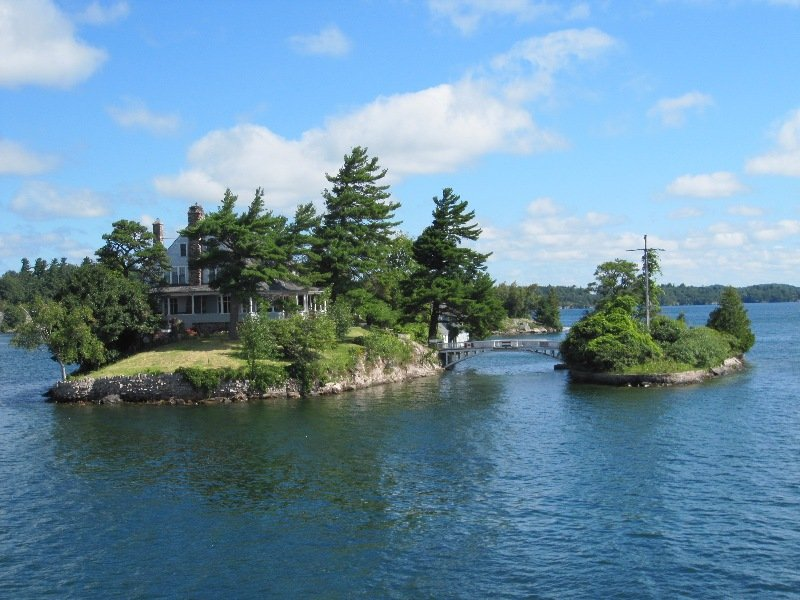 4-Day Boston, Niagara Falls, Toronto, 1000 Islands Tour from Boston