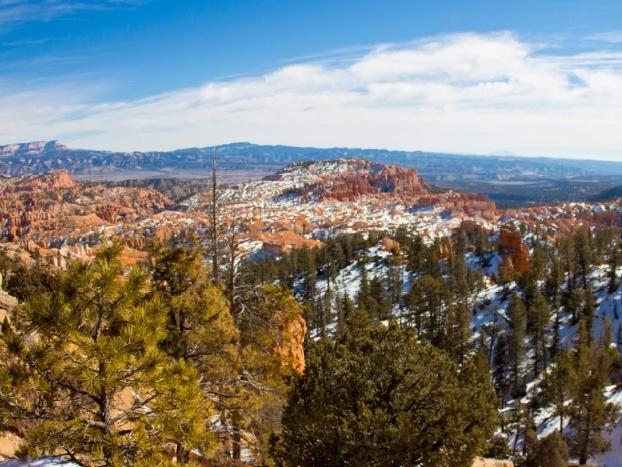1-Day Bryce Canyon Airplane Tour from Salt Lake City