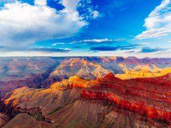 8-Day Yellowstone Overnight, East & South Rim Grand Canyon and Antelope Canyon from San Francisco