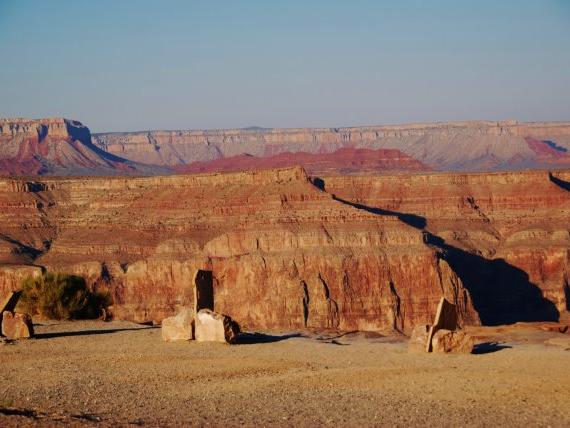 3-Day  Las Vegas, Grand Canyon West/South Rim Deluxe Tour from Los Angeles