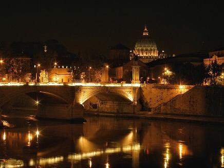 Vatican Museums and Sistine Chapel by Night