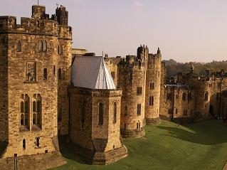 The Borders Country & Alnwick Castle Tour