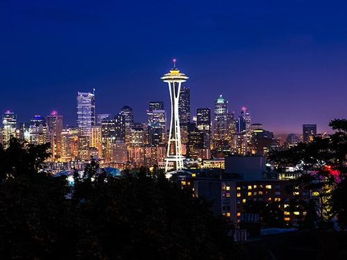 4-Day Seattle, Olympic National Park & Washington State Tour from Seattle