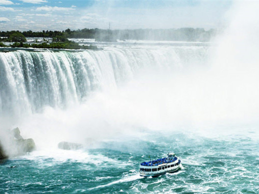 5-Day Boston, 1000 Islands, Niagara Falls, White Mountain from Boston with Airport Pick-up