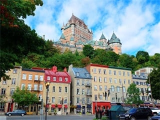 3-Day Montreal, Quebec City, Ottawa, Thousand Islands Tour from Toronto