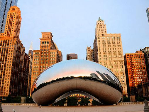 1-Day Chicago Explore Windy City Tour from Chicago