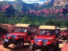 1-Day Sedona Day Trip with Jeep Tour from Phoenix Metro