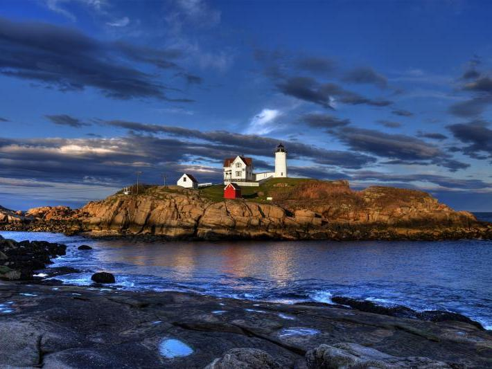 1-Day New England Seacoast Tour