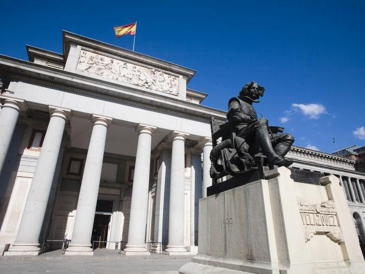 Skip the Line: Prado Museum from Madrid