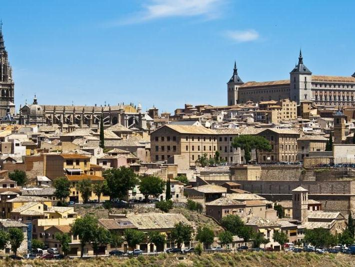 1 Day Toledo Sightseeing Tour from Madrid