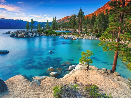 3-Day  Sequoia, Reno, Lake Tahoe Tour from Los Angeles