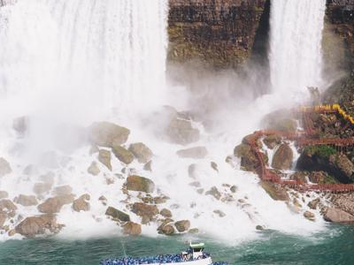 Niagara Falls Canadian Rainbow Tour (Summer)