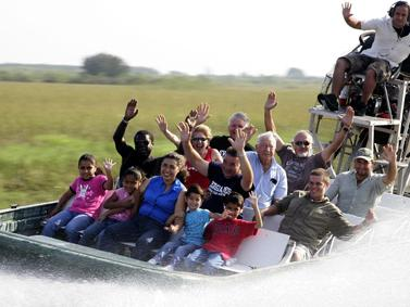 1 Day Miami City Tour And Everglades W Airboat Ride Tour Taketours