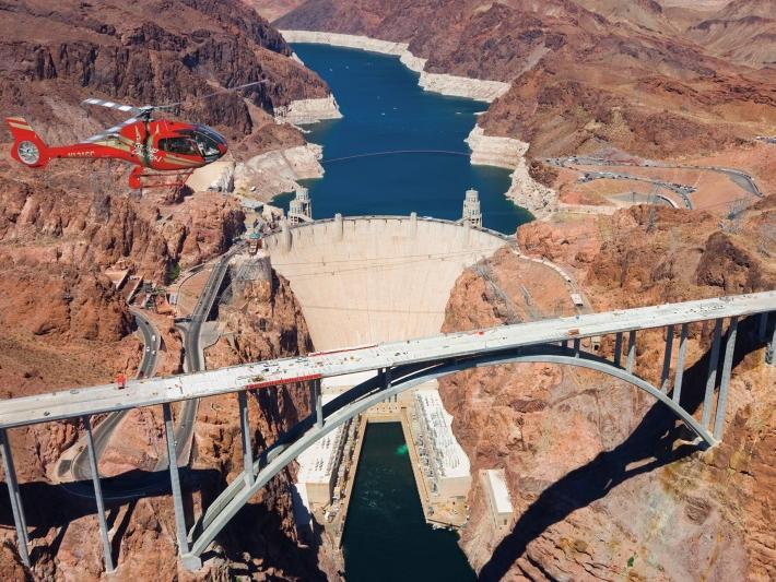 1-Day Grand Canyon Flight & Hoover Dam Tour from Las Vegas