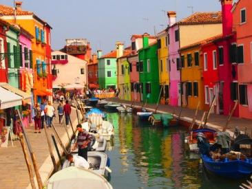 Half-Day Murano, Burano, Torcello Group Tour from Venice