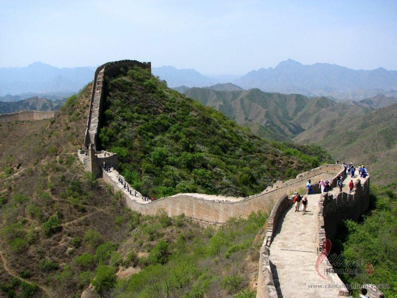 1-Day Jinshanling Great Wall Tour from Beijing