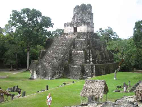 13 Days Mayan Meeting Tour from Guatemala City
