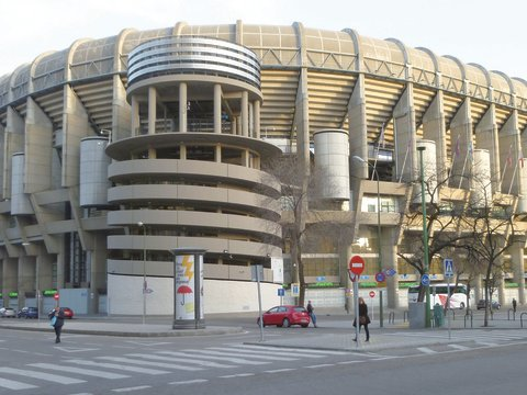 1-Day Madrid City Tour & Santiago Bernabeu Stadium Tour