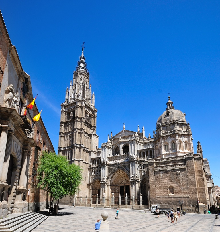 1 Day Toledo Tour from Madrid